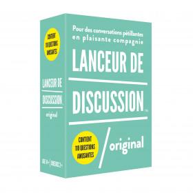 Lanceur de discussion Original  - Accueil