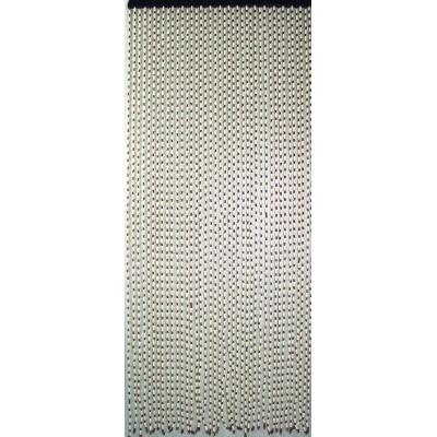 Rideau de porte olives bois 90 x 220  - Objets et accessoires design