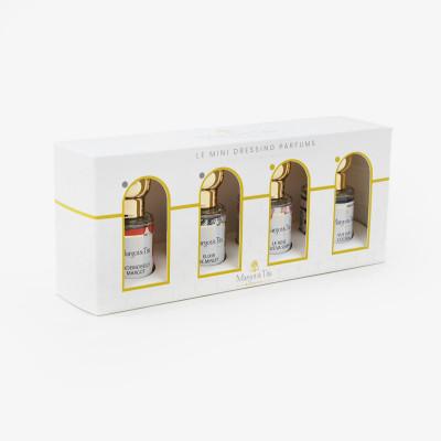 Coffret mini dressing parfums  - Parfums