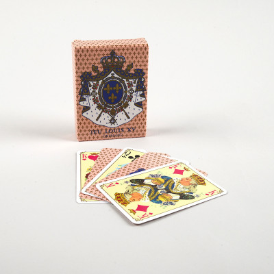 Jeux de cartes Louis XV  - Cartes à jouer