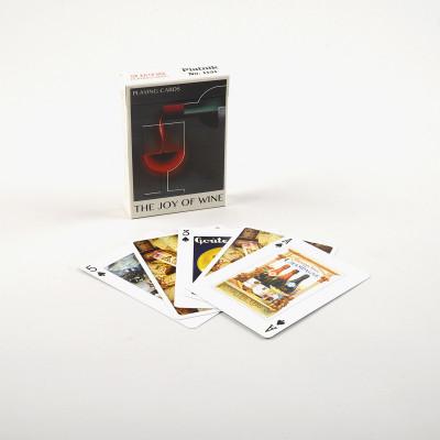 Jeux 55 cartes Story wine  - Cartes à jouer