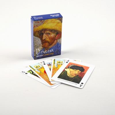 Jeux 55 cartes Van Gogh  - Cartes à jouer