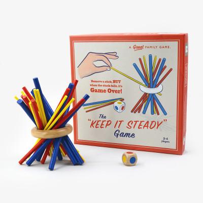 Keep it Steady  - Jeux en famille