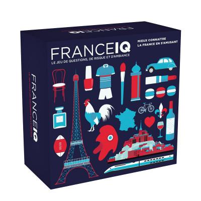 Jeu France IQ  - Jeux de société