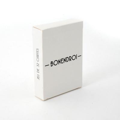Jeu de cartes BONENDROI  - Cartes à jouer