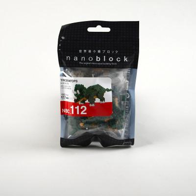 Nanoblock Tricératops  - Nanoblock