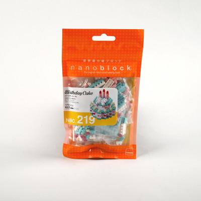 Nanoblock Gâteau d'anniversaire  - Nanoblock
