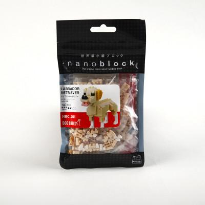 Nanoblock Labrador  - Nanoblock