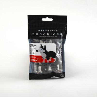 Nanoblock Husky  - Nanoblock