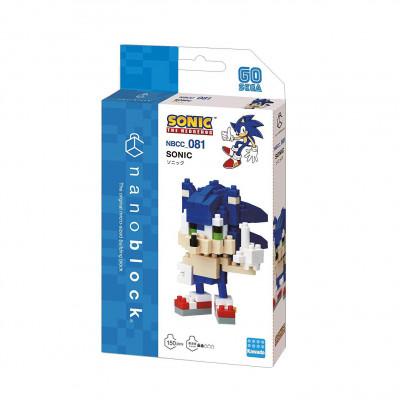 Nanoblock Sonic the Hedgehog  - Nanoblock