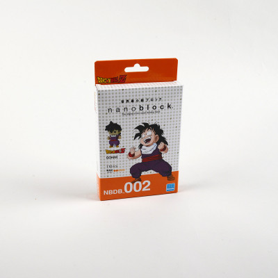 Nanoblock Dragon Ball Gohan  - Nanoblock Dragon Ball Z