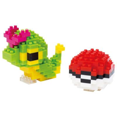 Nanoblock Pokemon Chenipan  - Nanoblock Pokemon