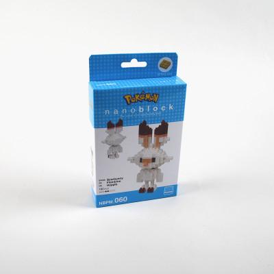 Nanoblock Pokemon Scorbunny / Flambino  - Nanoblock Pokemon