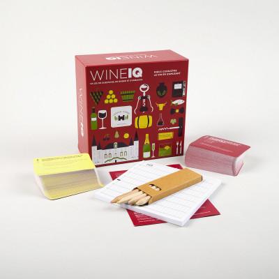 Jeux quiz Wine IQ  - Jeux de société