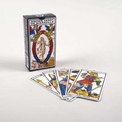 Cartes tarot de marseille  - Cartes à jouer