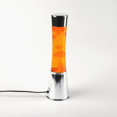 Lampe à lave orange  - Lampes décoratives