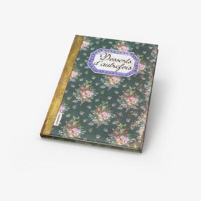 Recette des desserts d'autrefois  - Livres de recettes