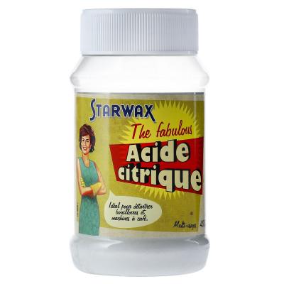 Acide citrique  - Accueil