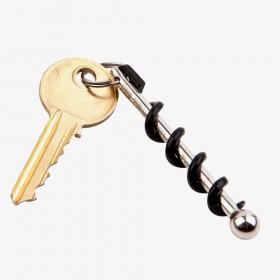 Porte-clés tire-bouchon  - Accessoires de cuisine