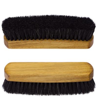 brosse a lustrer chaussures noir  - Brosserie