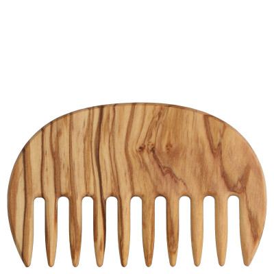 Peigne afro en bois  - Brosses et peignes