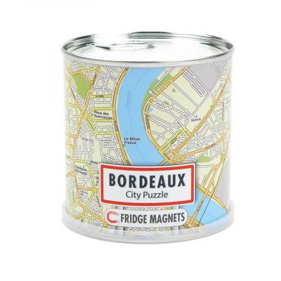 Puzzle aimanté / plan de la ville de Bordeaux  - Objets et accessoires design