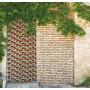 Rideau de porte Katmandou 90 x 220  - Objets et accessoires design