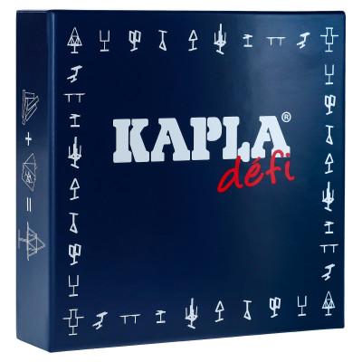 Boîte de jeu Kapla Défi  - Jeux de construction